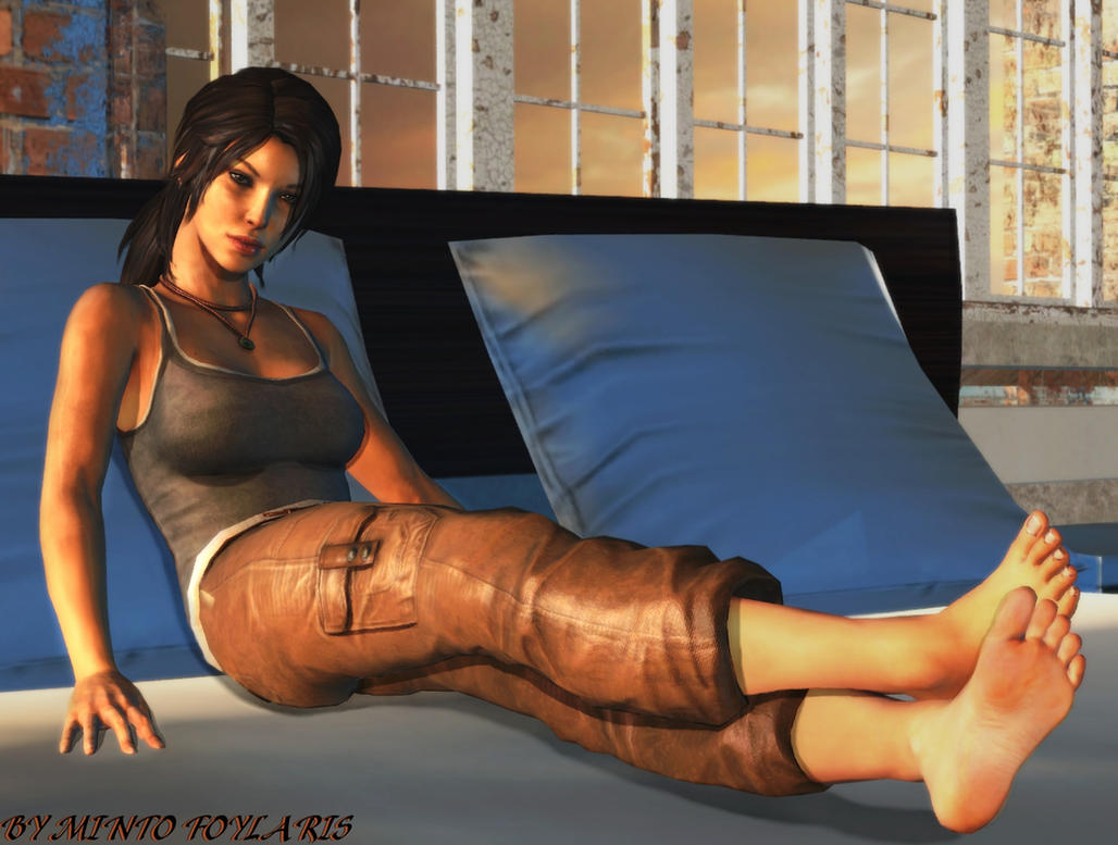 Tomb raider mastrubating video sex tube