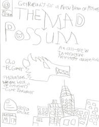 The Mad Possum: The Game by maxvision92