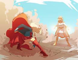 Supergirl V Starlight