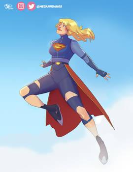 Supergirl Redesign