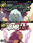 Zombie Tramp #72 + Vampblade #50
