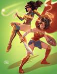 Wonder woman Collab