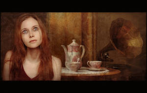 After the Mad Tea Party by Coffea