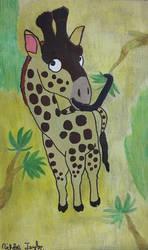 A GiraffeS Appetite