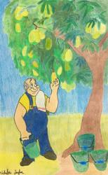 Pear Tree Round