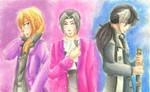 3 Prosecutors