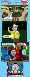 Heatwave Week Monday: Thomas the Tank Engine by Lachie-V