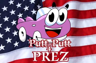 Putt-Putt 4 PREZ