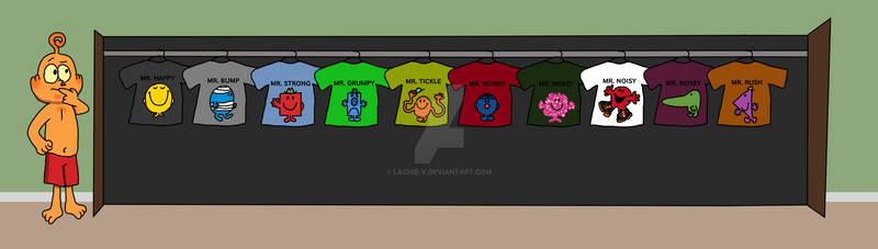 Foo's Shirts