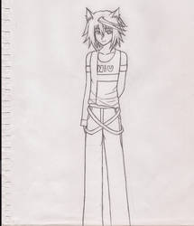 Niumaki - Final draft Utau character