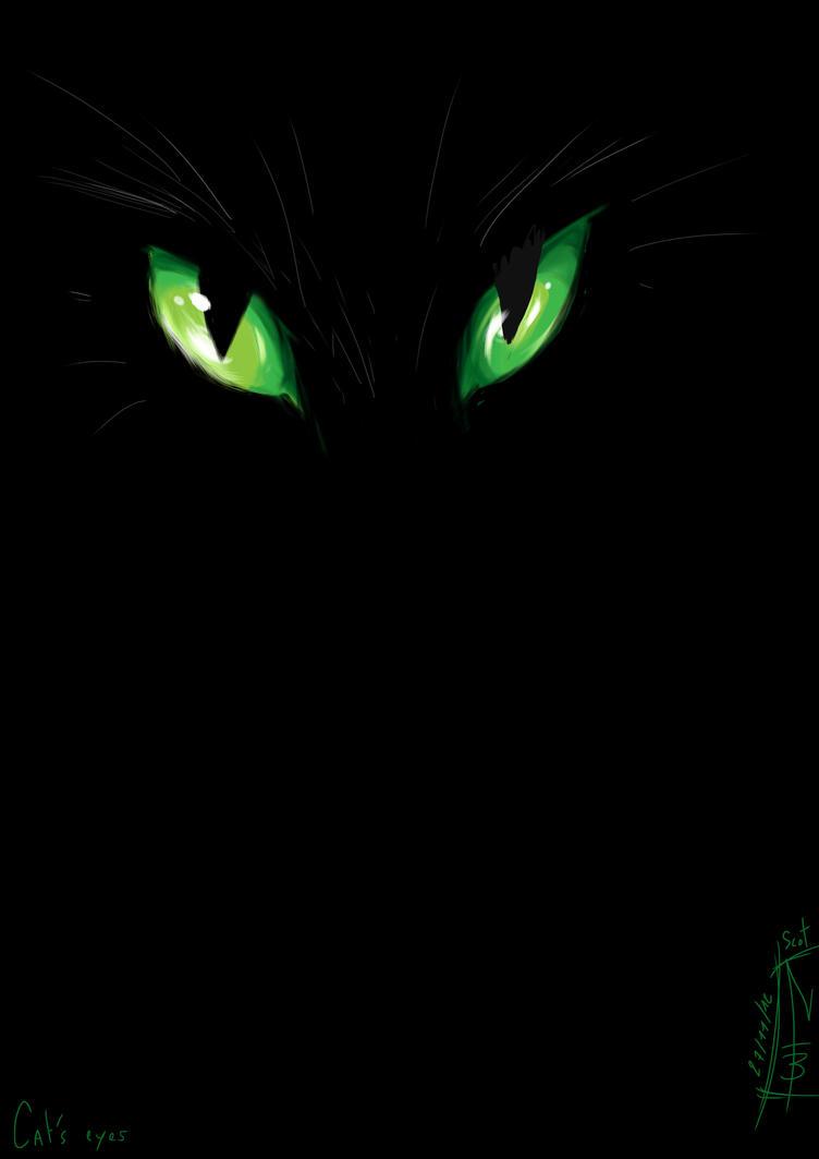 Cat's eyes by KangooNoh