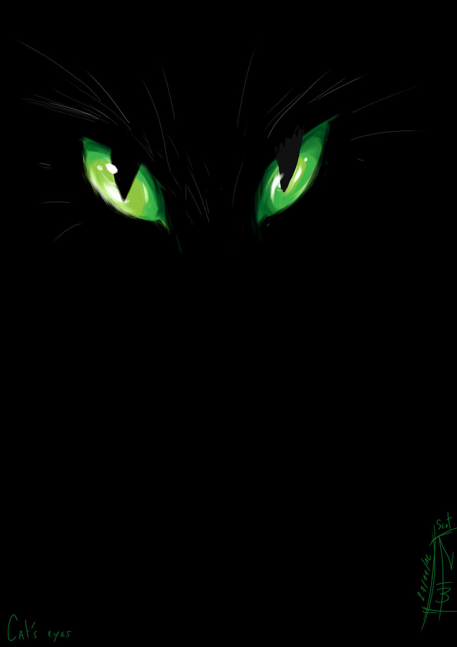 Cat's eyes by KangooNoh