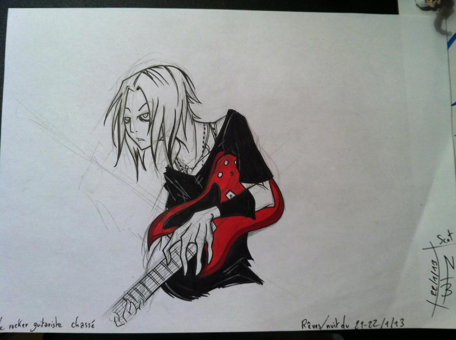 the Mad Rocker by KangooNoh