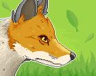 Pixel Fox by LittleWoodlouse