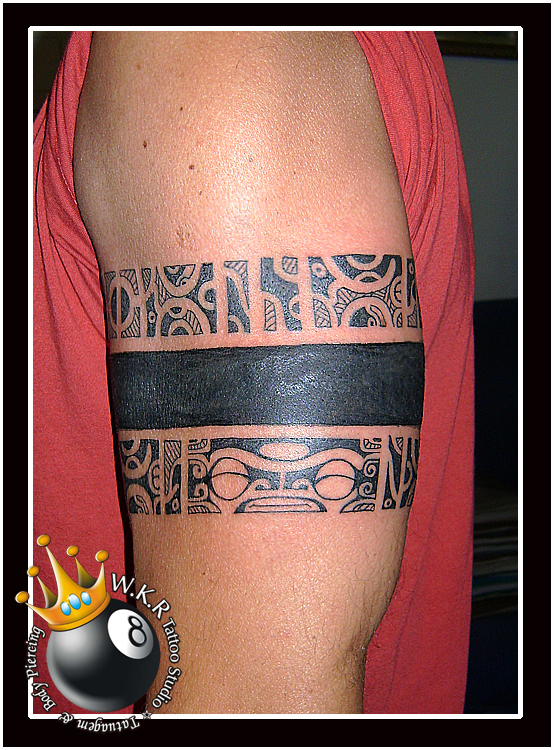 Maori Tattoo Cover Up: Maori Cover Up By Wkrtattoo On DeviantArt