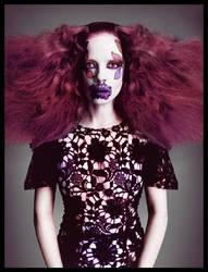 Shirley Manson - Coloured by CARLOSD