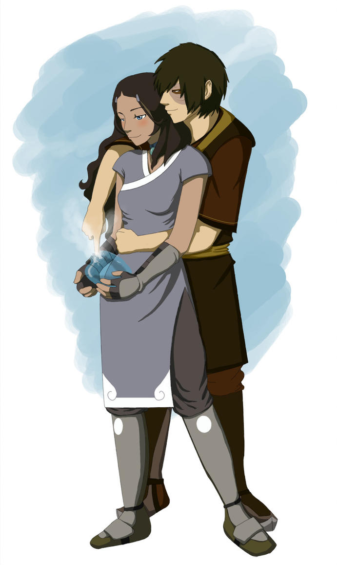 AtLA: Steam by Murraycita