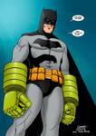 Dark Knight Strikes Again tribute