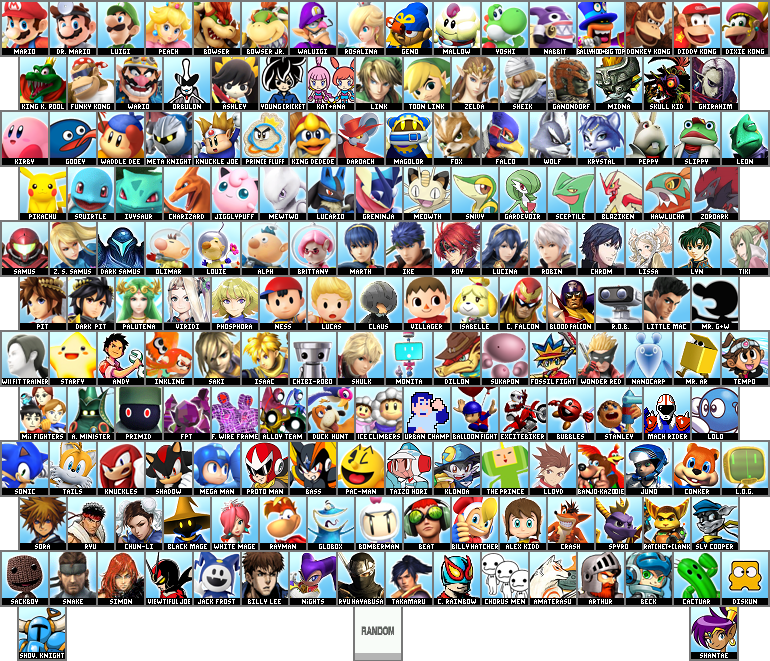 .:: Dream Roster ::. by AngryMordReturns
