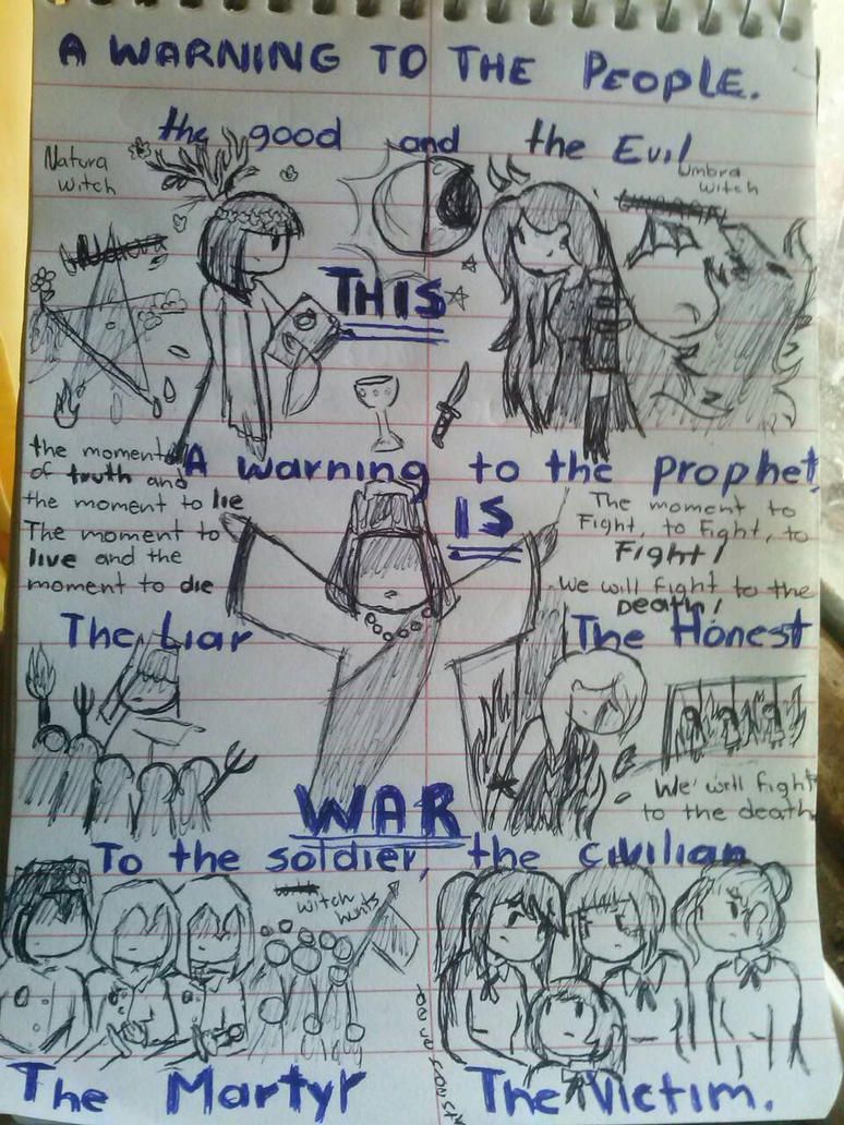 This Is War by LilPeaceMaker