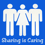 Sharing is Caring by More-or-lessthan3