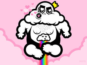 cloud god