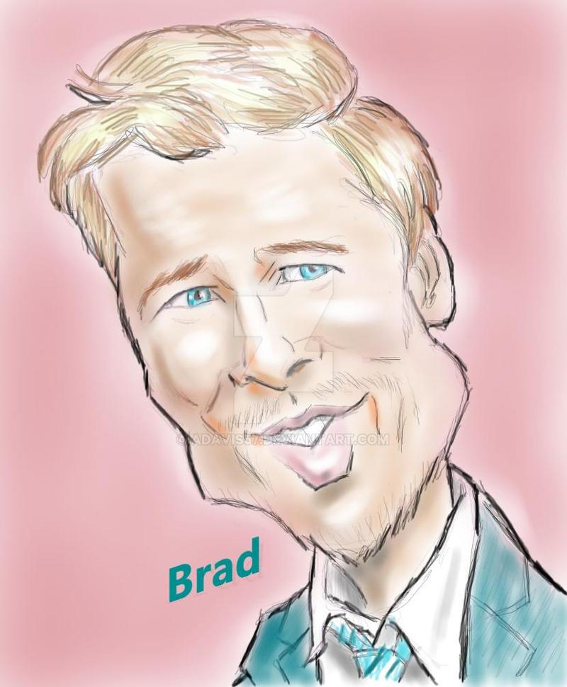 Brad by adavis57