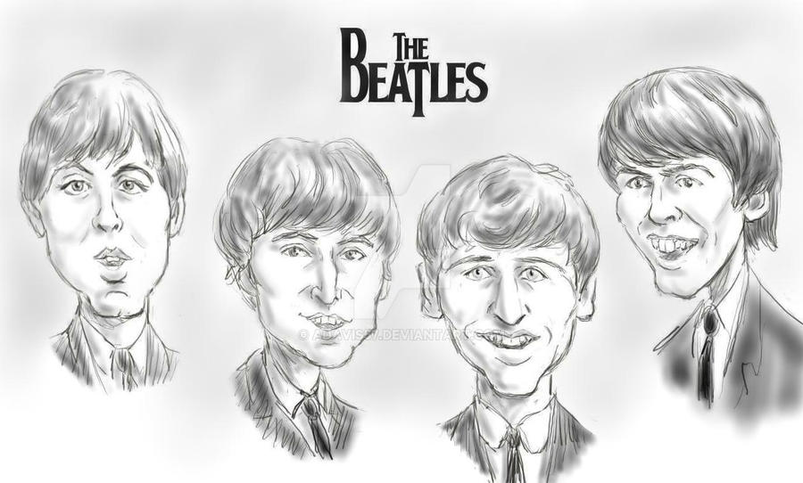 Beatles '64 by adavis57