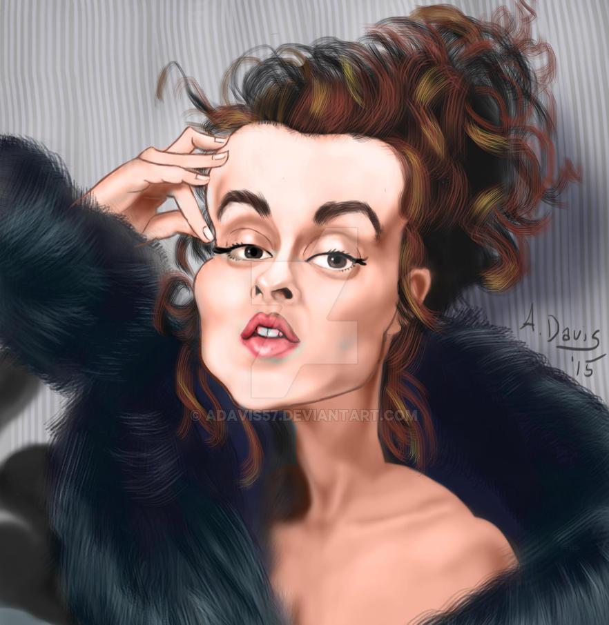 Helena Bonham Carter by adavis57