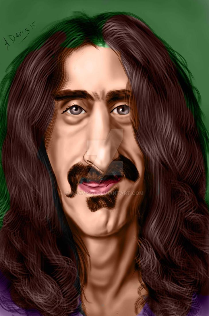 Zappa by adavis57