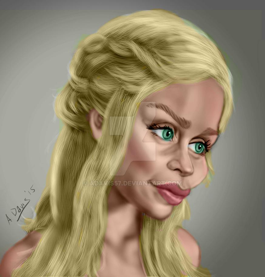 Daenerys by adavis57