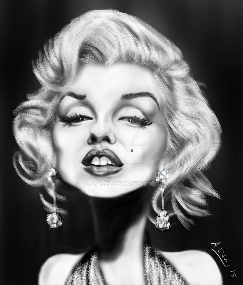 Marilyn by adavis57