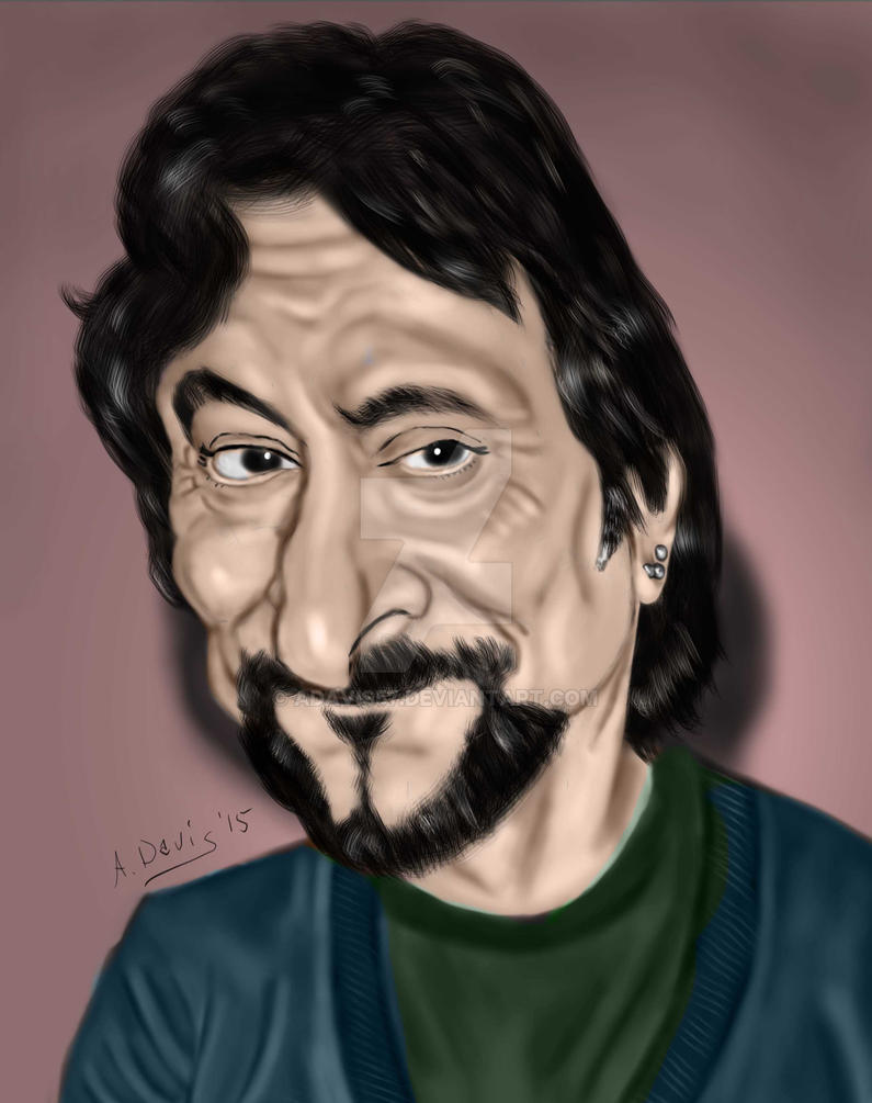 Tom Savini by adavis57