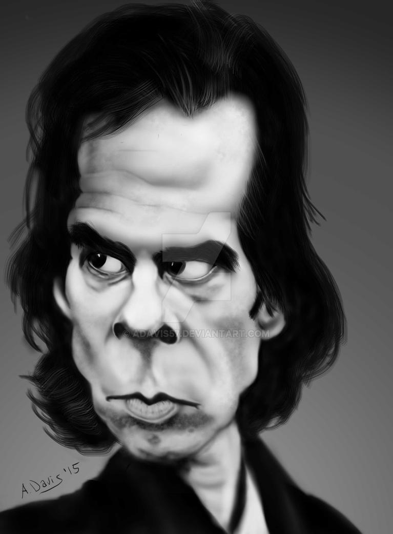 Nick Cave by adavis57