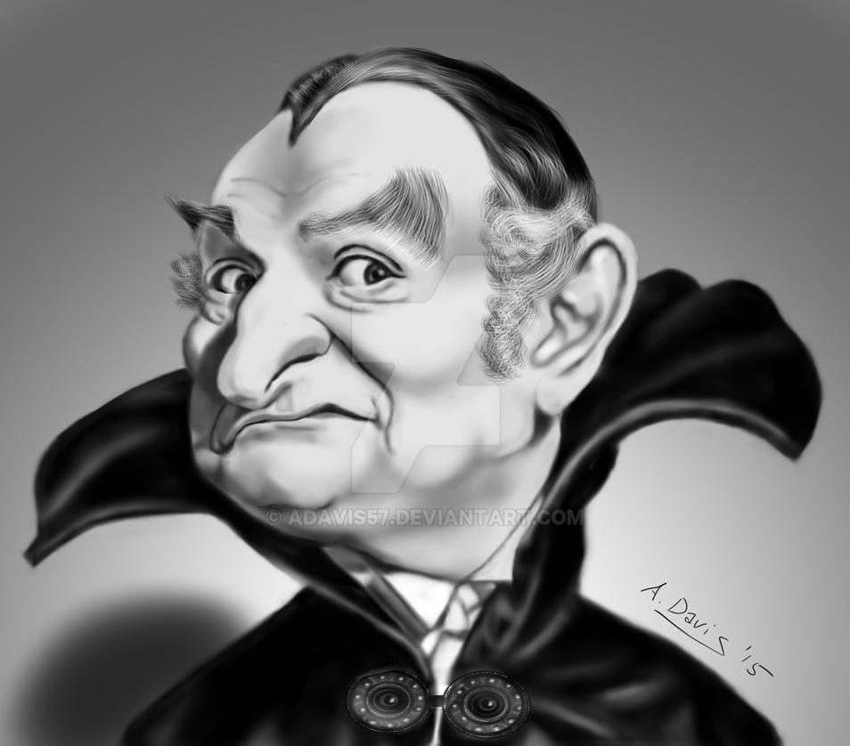Grandpa Munster by adavis57