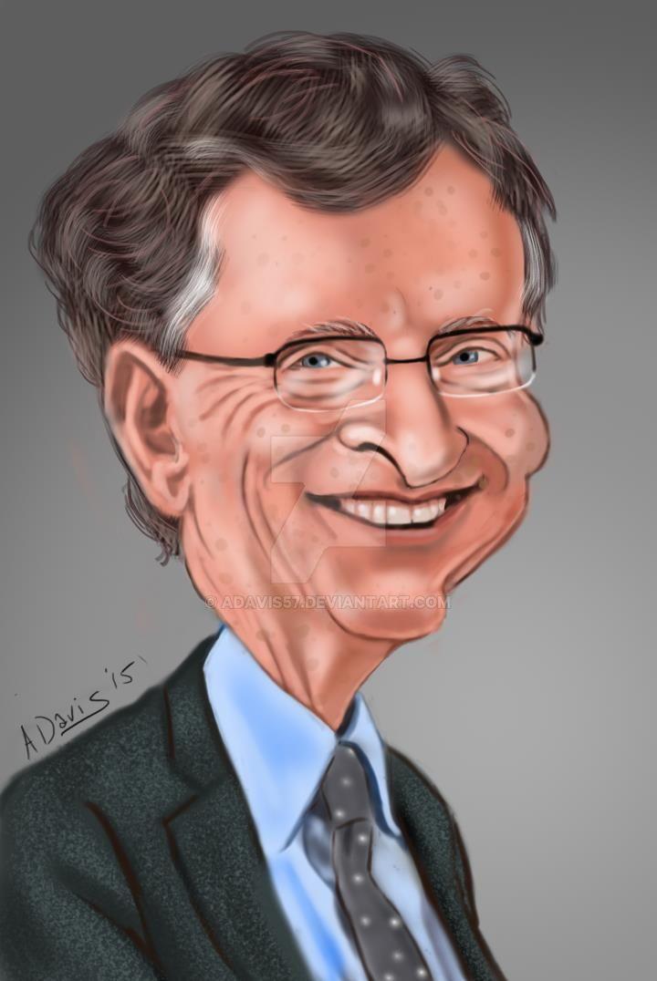 Bill Gates by adavis57