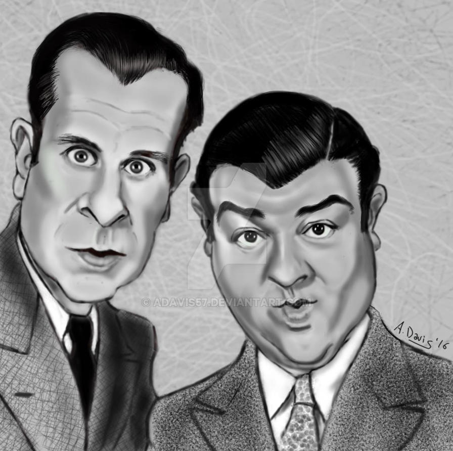 ABBOTT & COSTELLO LEARN HEBREW