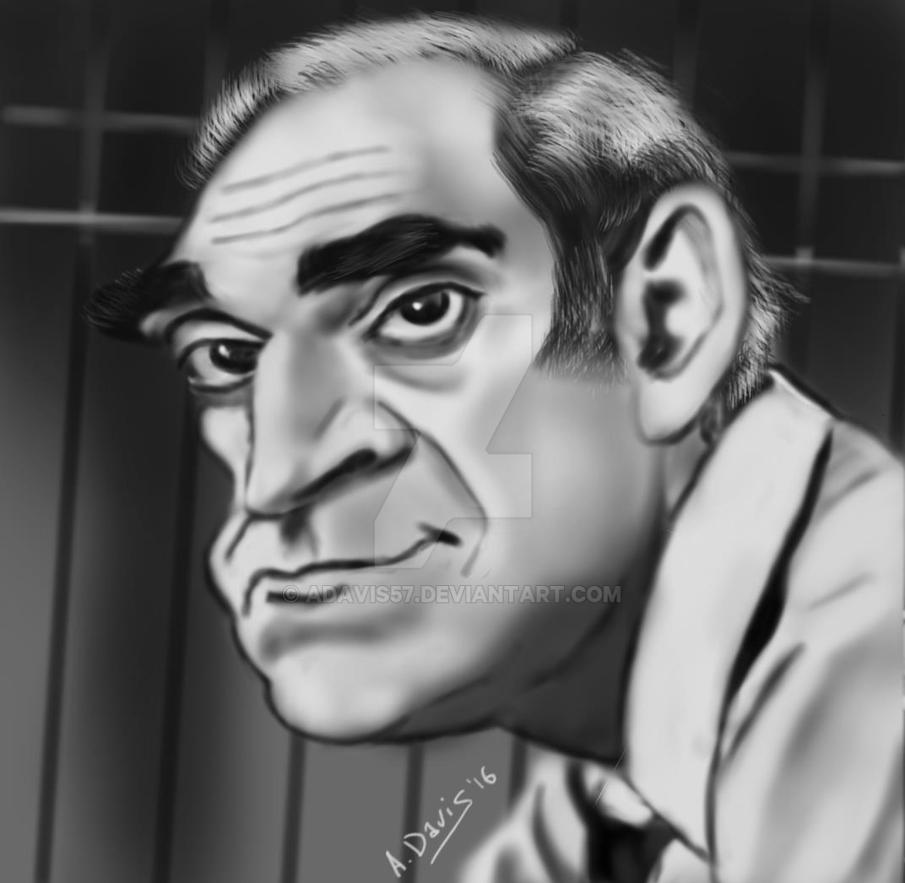 Abe Vigoda by adavis57
