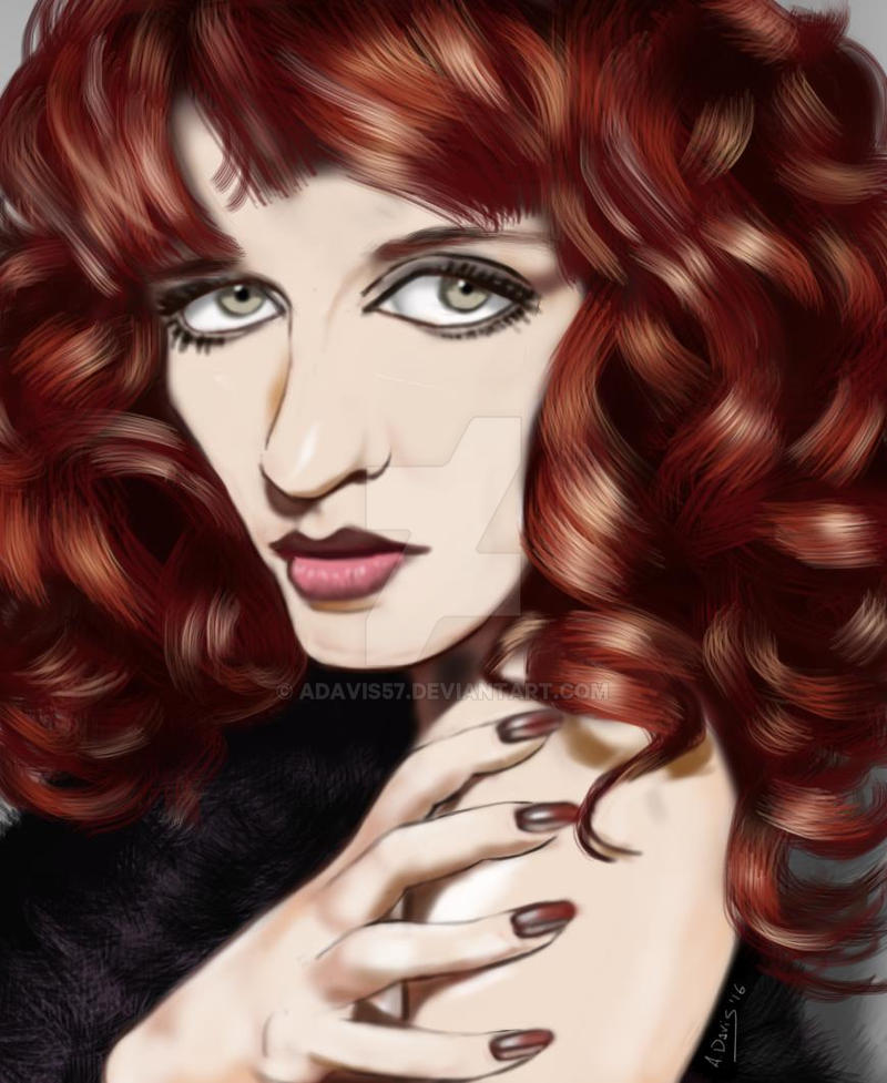 Florence Welch by adavis57