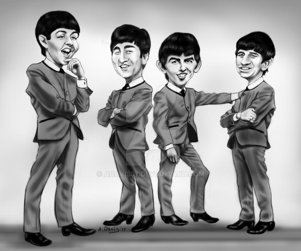 Meet the Beatles by adavis57