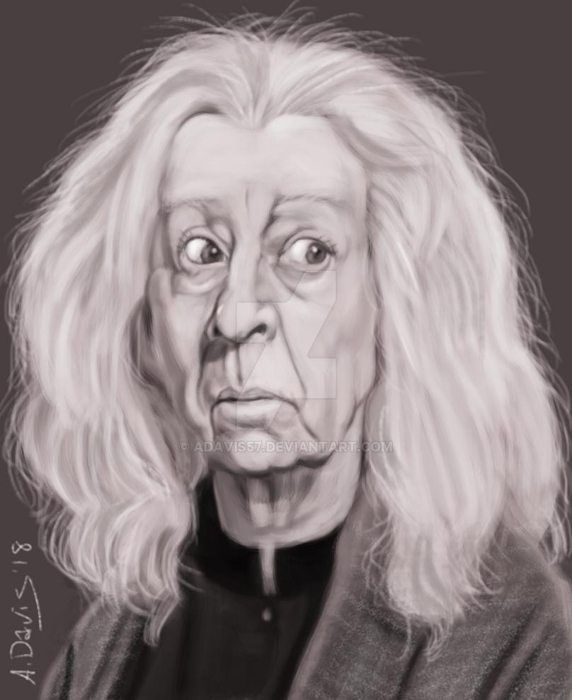 Grandmama by adavis57