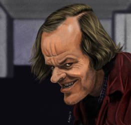 Jack in The Shining