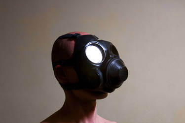 Gas Mask by phasedbylight