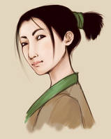 Mulan by rynarts