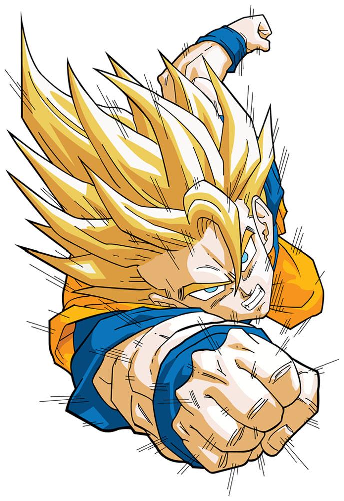Goku super saiyan by danielgoettig on deviantart - Super saiyan 6 goku pictures ...