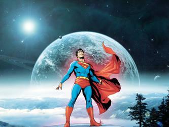 Superman by Gary Frank by DanielGoettig