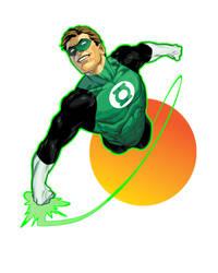 Green Lantern by DanielGoettig