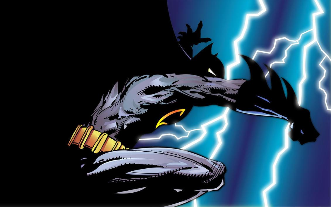 Batman - The Dark Knight by DanielGoettig