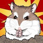 Spiteful Hamster by Wildeye