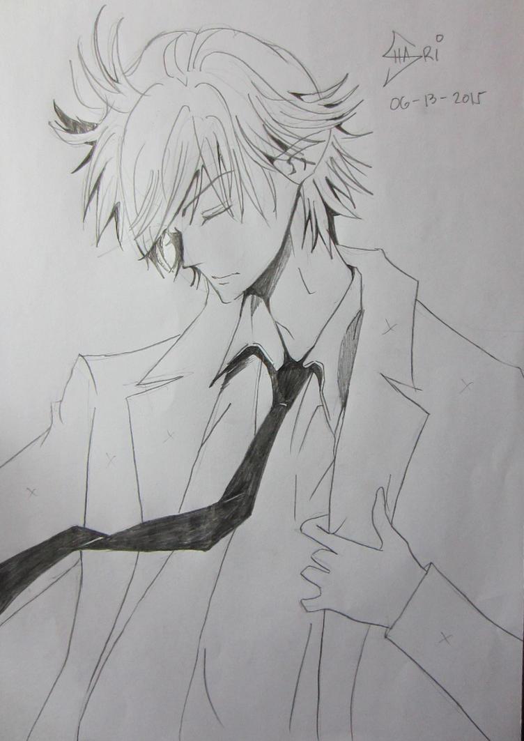 1/2 Prince by LAWLIETloveSHARI